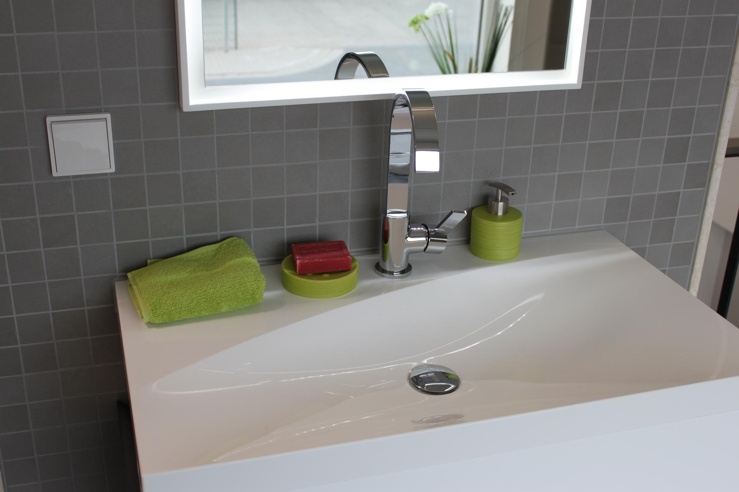 Eine Kleine Auswahl Von Uns Erstellter Badezimmer